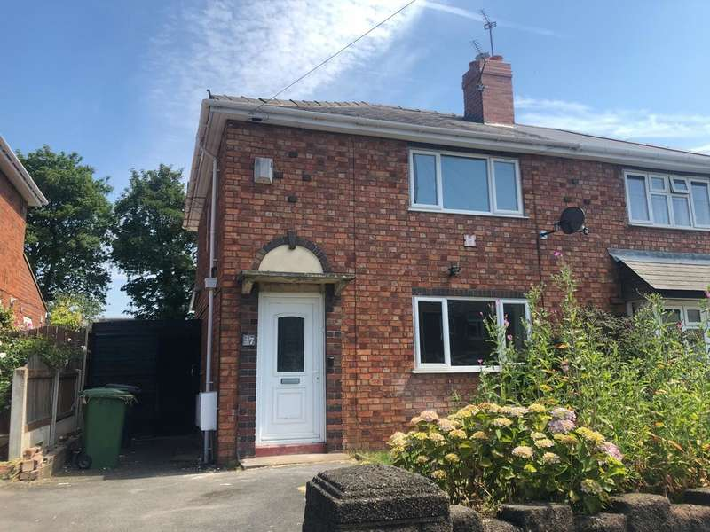 3 Bedrooms Semi Detached House for rent in Coronation Road, Wednesfield WV10