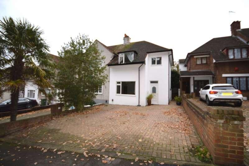 3 Bedrooms End Of Terrace House for sale in Watling Street, Bexleyheath, Kent, DA6