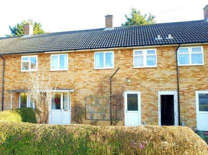 3 Bedrooms Terraced House for sale in Heathermere, Letchworth Garden City, Hertfordshire, England