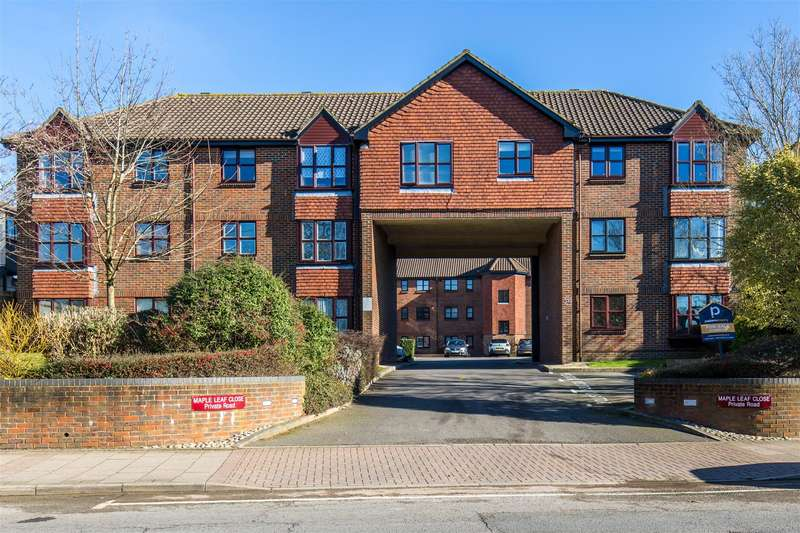 1 Bedroom Flat for sale in Maple Leaf Close, Biggin Hill,