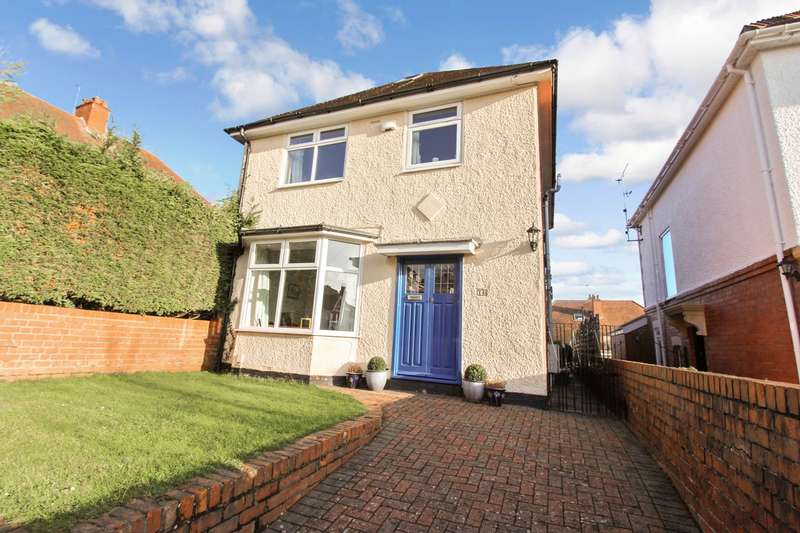 3 Bedrooms Detached House for sale in Tyllwyd Road, Newport, NP20