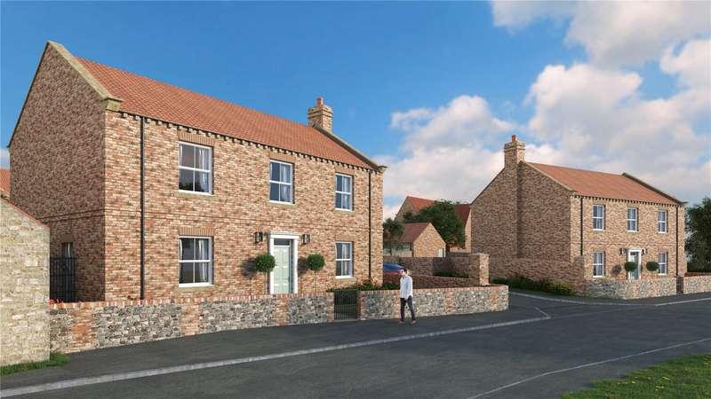 4 Bedrooms Detached House for sale in Back Lane, Dishforth, Thirsk, North Yorkshire, YO7