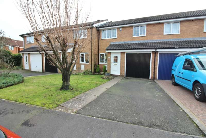 3 Bedrooms Town House for sale in Leven Drive, Coppice Farm