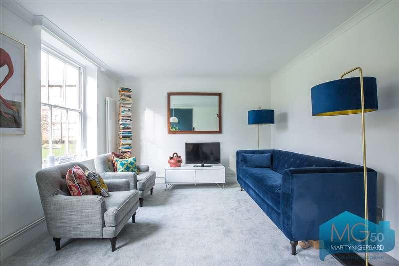 1 Bedroom Apartment Flat for sale in Hilton House, Parkhurst Road, London, N7