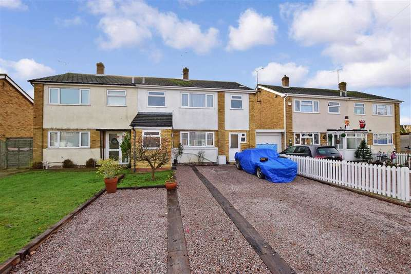 4 Bedrooms Semi Detached House for sale in Aldridge Close, , Herne Bay, Kent
