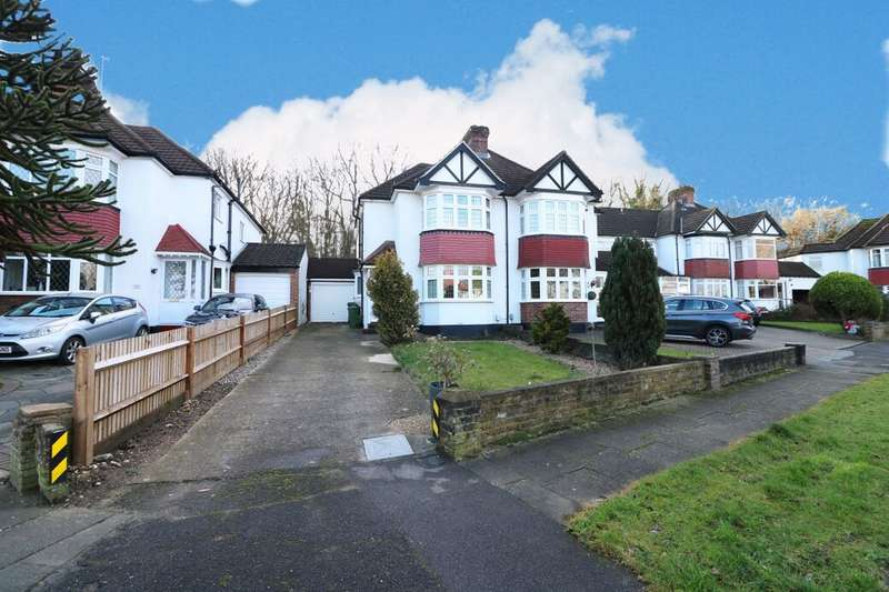 3 Bedrooms Semi Detached House for sale in Spring Gardens, Orpington, BR6