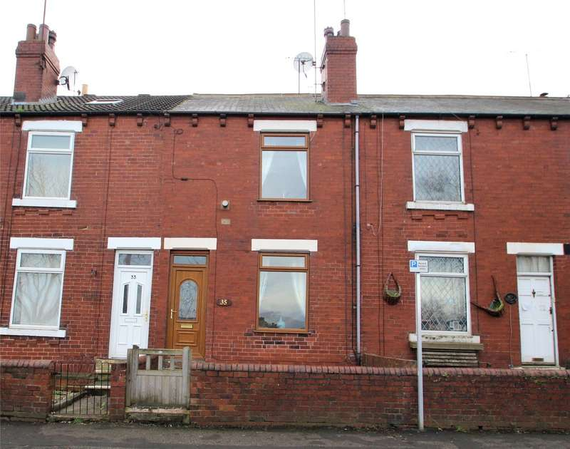 2 Bedrooms Property for sale in Norwood Street, Normanton