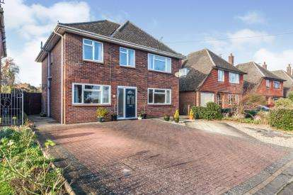 5 Bedrooms Detached House for sale in Halesworth, Suffolk, .