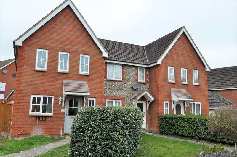 3 Bedrooms End Of Terrace House for sale in Tennyson Road, Saxmundham