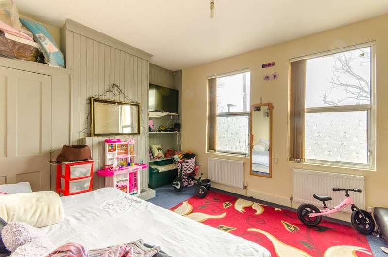 1 Bedroom Flat for sale in Arnold Road, Tottenham, N15