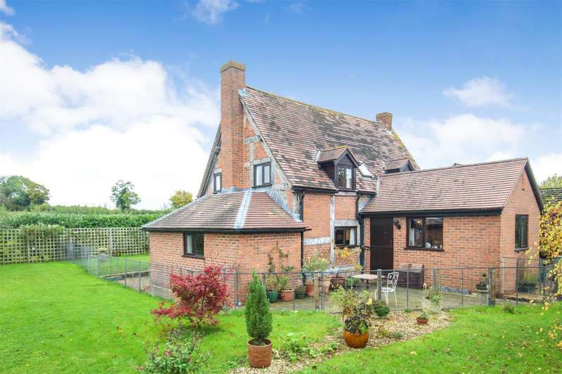 2 Bedrooms Detached House for sale in Upper Pendock, Malvern, Worcestershire, WR13