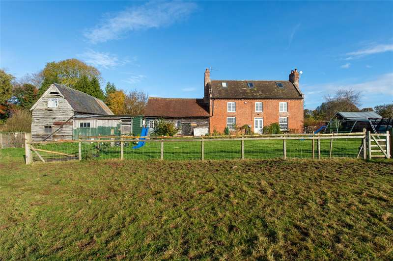 5 Bedrooms Detached House for sale in Knighton-on-Teme, Boraston, Shropshire, WR15