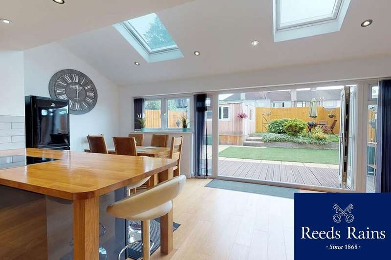 5 Bedrooms Detached House for sale in Priory Close, Dartford, DA1
