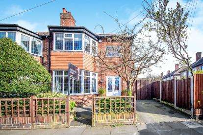 4 Bedrooms Semi Detached House for sale in Lancaster Avenue, Crosby, Liverpool, Merseyside, L23