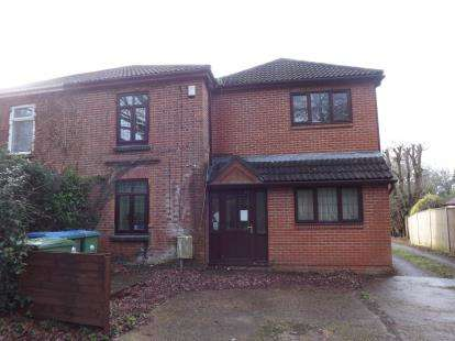 Semi Detached House for sale in Bassett, Southampton, Hampshire