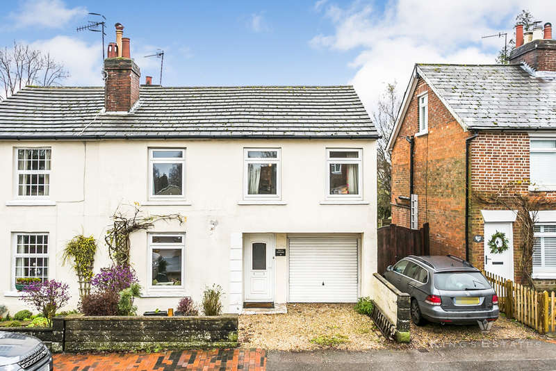 3 Bedrooms Semi Detached House for sale in Frant Road, Tunbridge Wells