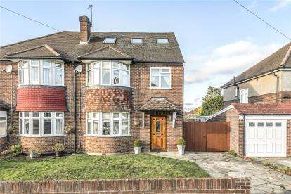 4 Bedrooms Semi Detached House for sale in Grange Road, Orpington