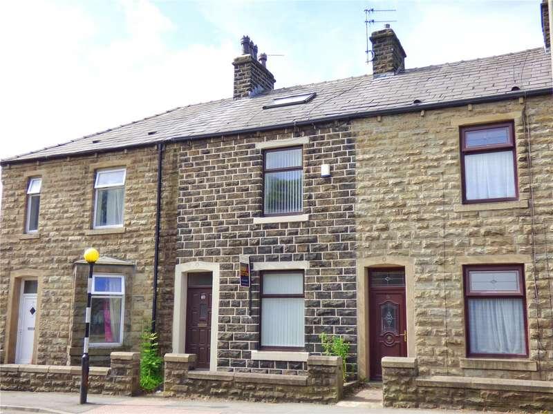 4 Bedrooms Terraced House for sale in Burnley Road, Rawtenstall, Rossendale, BB4