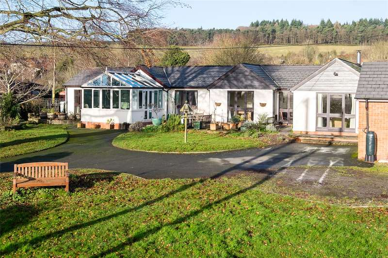 3 Bedrooms Detached House for sale in Bircher Common, Herefordshire, HR6