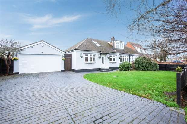 4 Bedrooms Semi Detached House for sale in Butts Lane, Stanford-le-Hope, Essex
