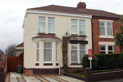 4 Bedrooms Semi Detached House for sale in North Road, Birkenhead, Merseyside, CH42