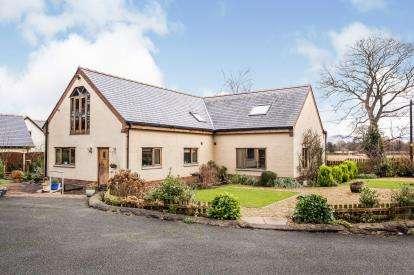 4 Bedrooms Detached House for sale in Llanrhaeadr, Denbigh, Denbighshire, Llandir Bach, LL16