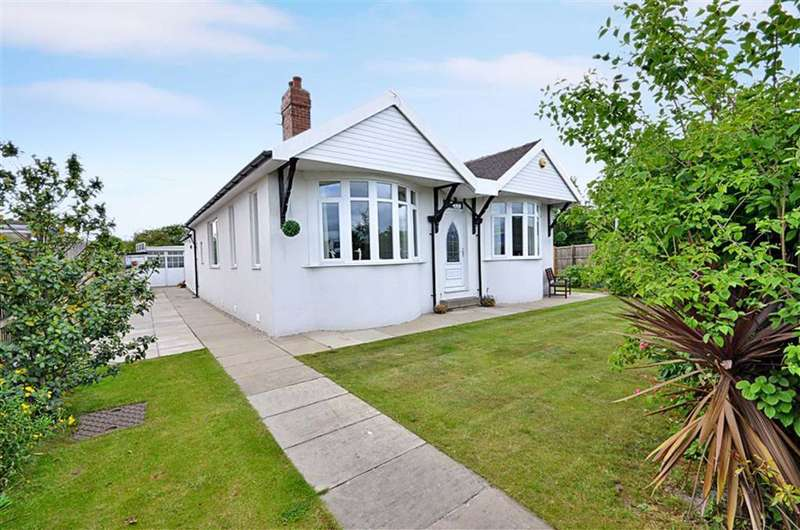 4 Bedrooms Detached Bungalow for sale in Great North Road, Knottingley, WF11