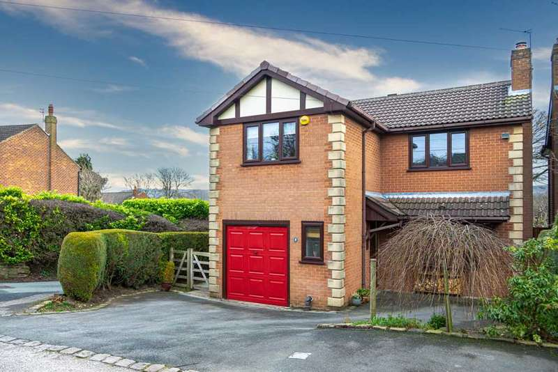 4 Bedrooms Detached House for sale in Bluebell Lane, Tytherington, Macclesfield