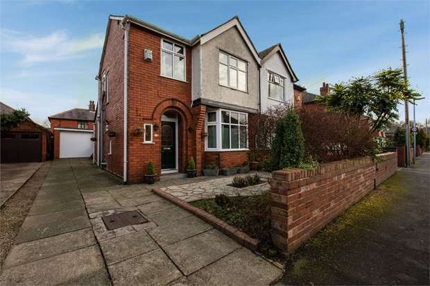 3 Bedrooms Semi Detached House for sale in Winchester Avenue, Ashton-in-Makerfield, Wigan, Lancashire