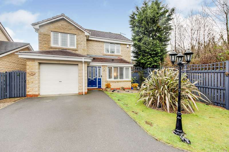 4 Bedrooms Detached House for sale in Chase Meadows, Blyth, Northumberland, NE24