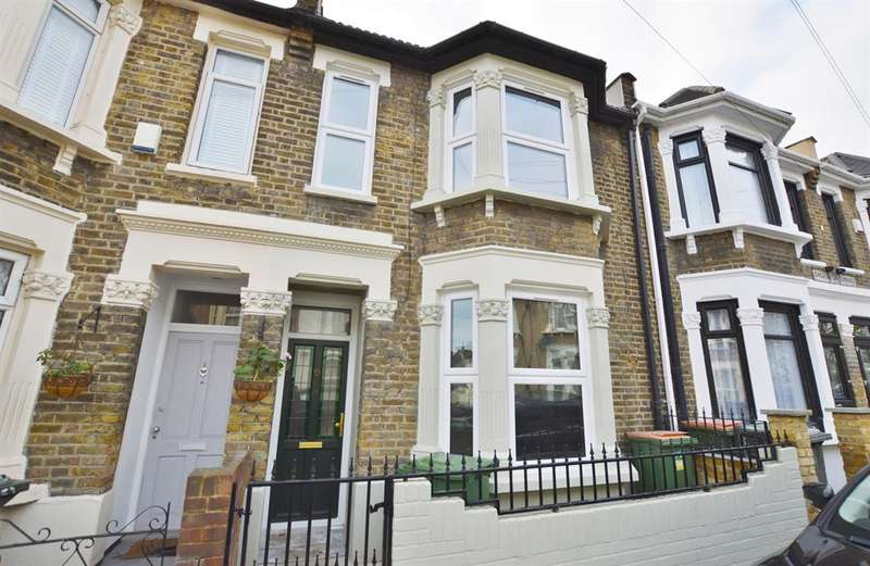 5 Bedrooms Terraced House for sale in Chesterton Terrace, Plaistow, London, E13 0DG