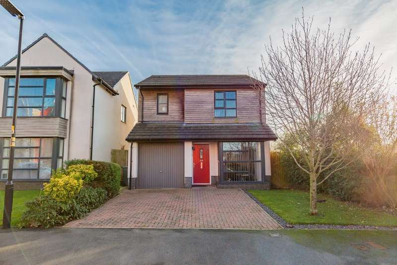 3 Bedrooms Detached House for sale in Nightingale Way, Catterall, Garstang, Lancashire, PR3 1TQ