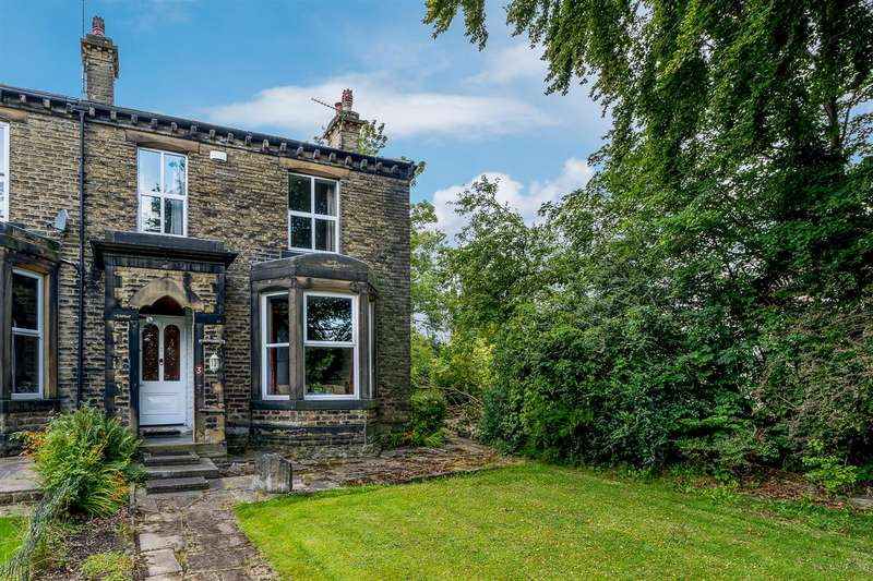 4 Bedrooms End Of Terrace House for sale in Shirley Villas, Rawfolds, Cleckheaton
