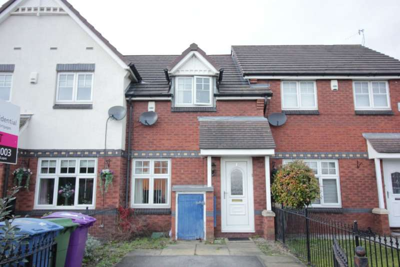 2 Bedrooms Terraced House for rent in Vesta Road, Garston, Liverpool, L19 2RS