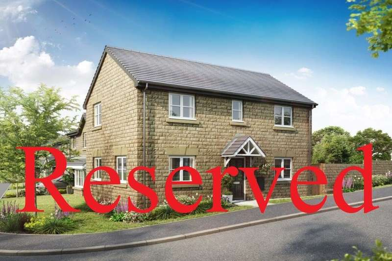3 Bedrooms Semi Detached House for sale in The Ashdown Cranberry Lane, Darwen, BB3