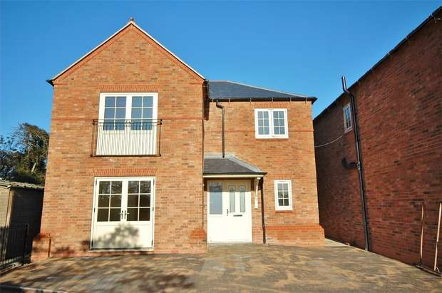 4 Bedrooms Detached House for sale in Park Lane, RUGBY, Warwickshire