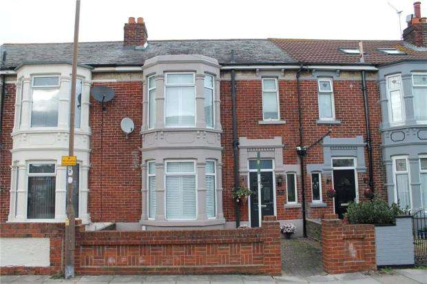 3 Bedrooms House for sale in Langstone Road, Portsmouth, Hampshire