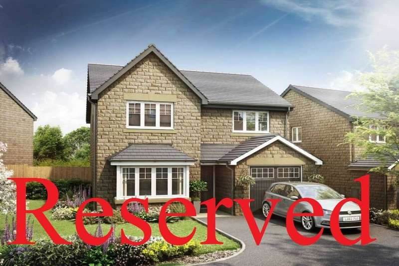 4 Bedrooms Detached House for sale in The Maidstone Cranberry Lane, Darwen, BB3