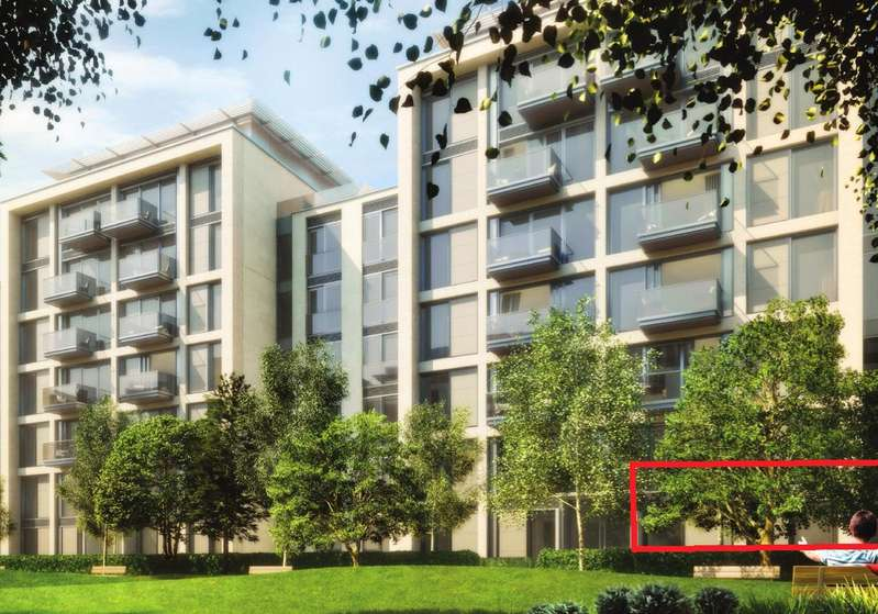2 Bedrooms Apartment Flat for sale in Seven Lillie Square, Lillie Square East, West Brompton, London, SW6