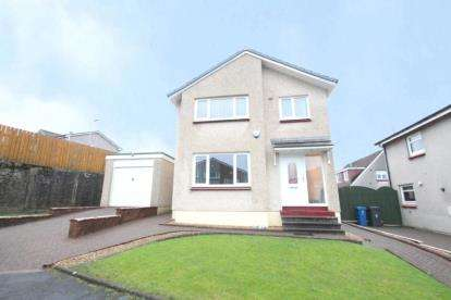 3 Bedrooms Detached House for sale in Kintail Gardens, Kirkintilloch, Glasgow, East Dunbartonshire