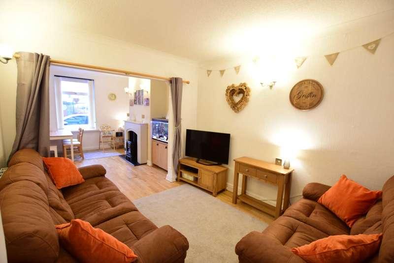 2 Bedrooms Terraced House for sale in Moor Street, Kirkham, PR4 2AU