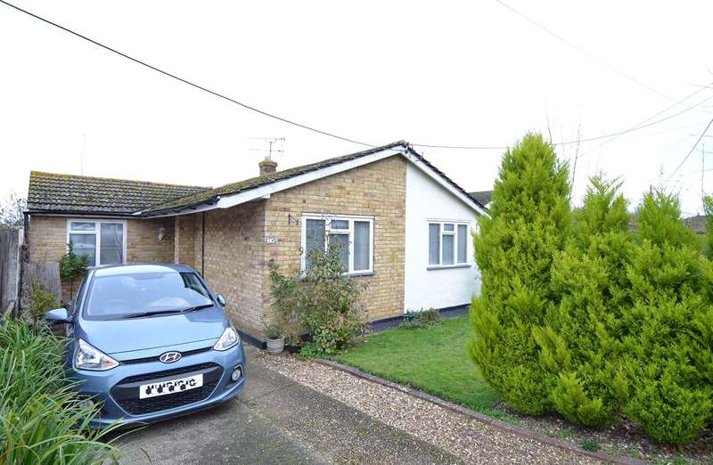 2 Bedrooms Detached Bungalow for sale in Dargate Road, Dargate, Whitstable