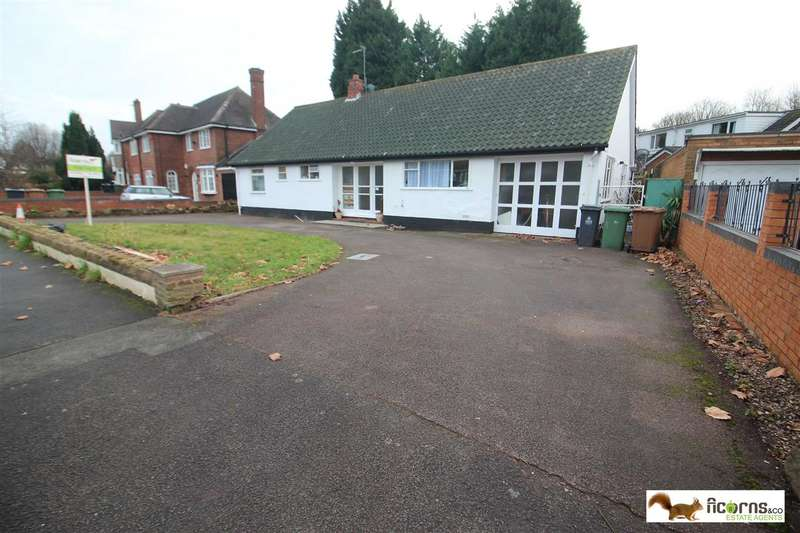 3 Bedrooms Bungalow for sale in Lake Avenue, Walsall