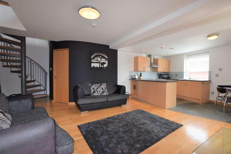 1 Bedroom Apartment Flat for rent in Bridge End Lofts, LS1