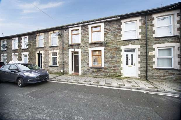3 Bedrooms Terraced House for sale in Oxford Street, Maerdy, Ferndale, Mid Glamorgan