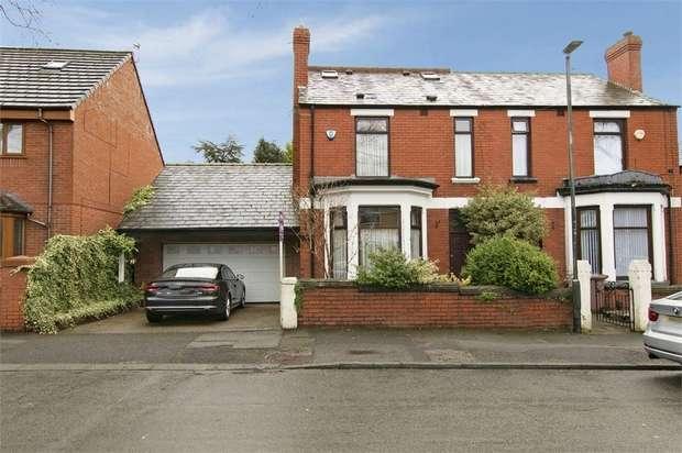 4 Bedrooms Semi Detached House for sale in Albany Avenue, Eccleston Park, Prescot, Merseyside