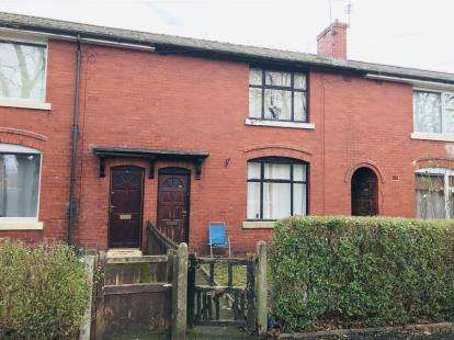 2 Bedrooms Terraced House for sale in Athlone Avenue, Bury, Greater Manchester, BL9