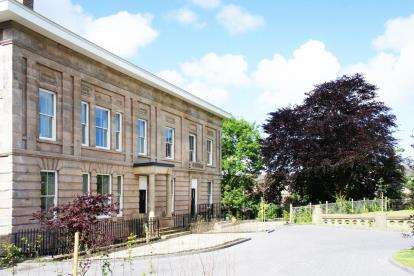 3 Bedrooms Flat for sale in The Old Manor, Mersey Lane South, Birkenhead, Merseyside, CH42