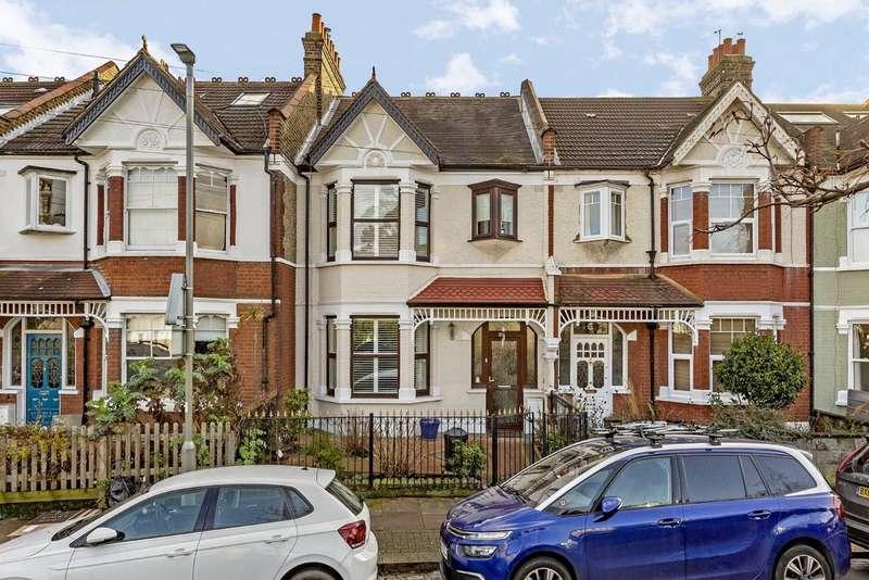 3 Bedrooms House for sale in Nimrod Road, Furzedown, London