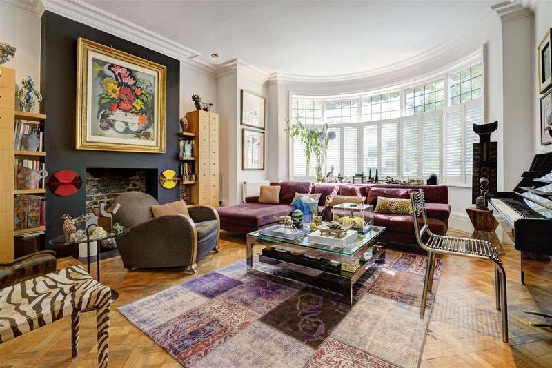 5 Bedrooms House for sale in Eldon Grove, Hampstead, NW3